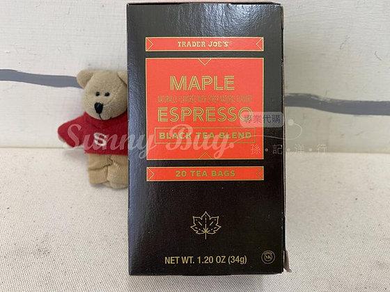 【Sunny Buy】Trader Joe's Maple Espresso Black Tea Blend 1.2oz (#18384)