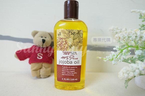 【Sunny Buy】Trader Joe's 100% Pure Jojoba Oil 4oz (#11921)