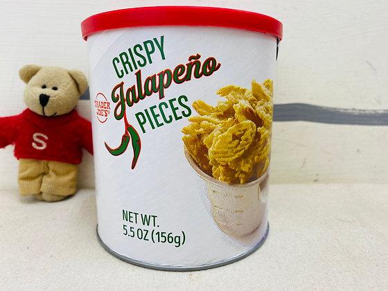 【Sunny Buy】Trader Joe's Crispy Jalapeno Pieces 5.5oz (#20015)