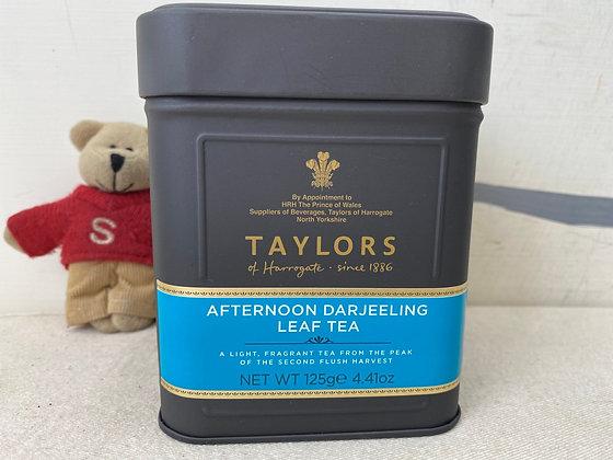 【Sunny Buy】 Taylors Afternoon darjeeling leaf tea 4.41oz (#20193)