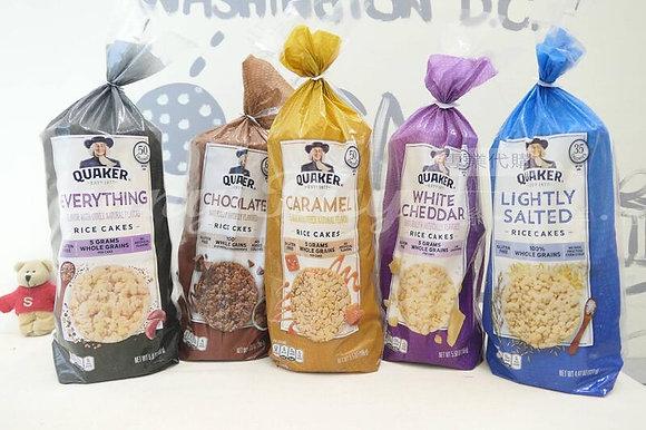 【Sunny Buy】 Quaker Rice Cakes (5 Flavors) 5.5oz