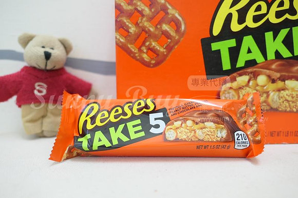 【Sunny Buy】Reese's TAKE 5 Peanut Butter Candy Bar 1.5oz (#14945)