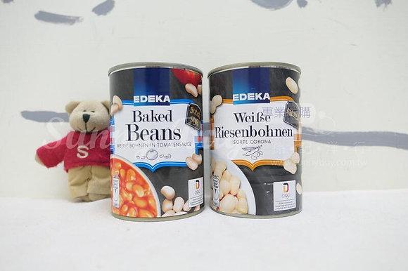 【Sunny Buy】EDEKA White Beans/Baked Beans in Tomato Sauce 400g (#16880/16881)