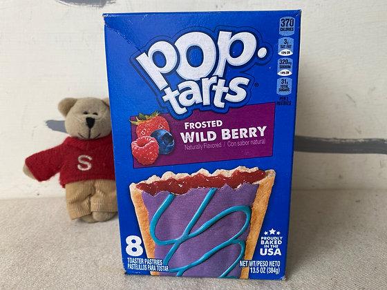 【Sunny Buy】Pop-tarts Wild Blueberry 8 Toasters 13.5z (#2926)