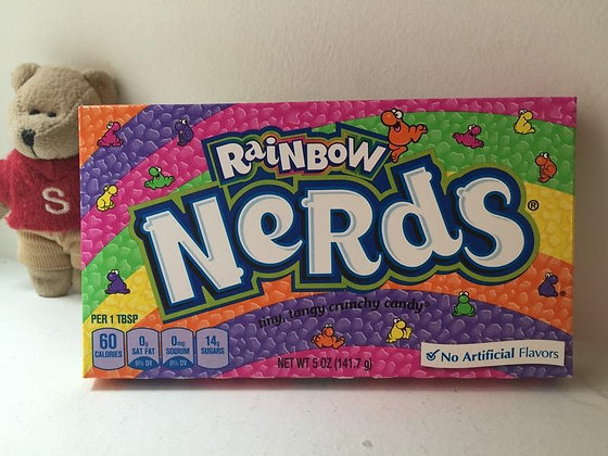 【Sunny Buy】Nerds Rainbow Crunchy Candy 5oz (#0052)