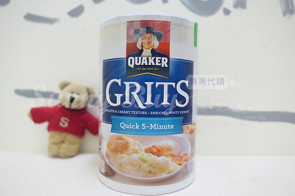 【Sunny Buy】Quaker Original Quick 5 Minute Grits 24oz (#14427)