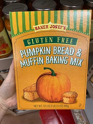 【Sunny Buy】Trader Joe's Gluten Free Pumpkin Bread & Muffin Baking Mix 17.5oz