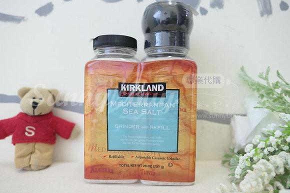 【Sunny Buy】Kirkland Mediterranean Sea Salt  26oz / 2pcs Set (#13749)