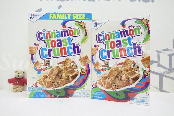 【Sunny Buy】Cinnamon Toast Crunch Cereal 2 Sizes