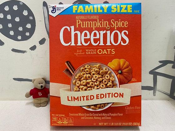 【Sunny Buy】Cheerios Pumpkin Spice Cereal 19.8oz (#18142)