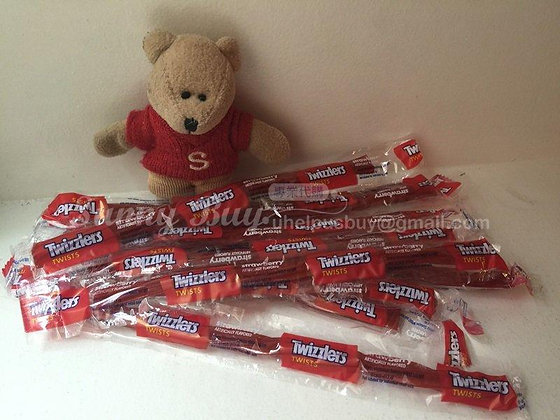 【Sunny Buy】Twizzlers 10ct/Strawberry (#0764)