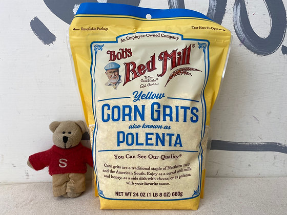 【Sunny Buy】Bob's Red Mill Corn Grits / Polenta 24oz (#20214)
