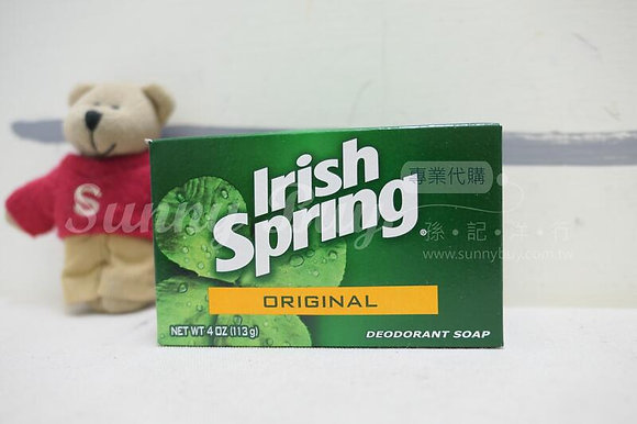 【Sunny Buy】 Irish Spring Deodorant Soap (Original) 4oz