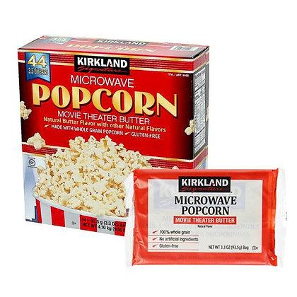 【Sunny Buy】US Costco Kirkland Microwave Popcorn 3.3oz 44ct (#19827)
