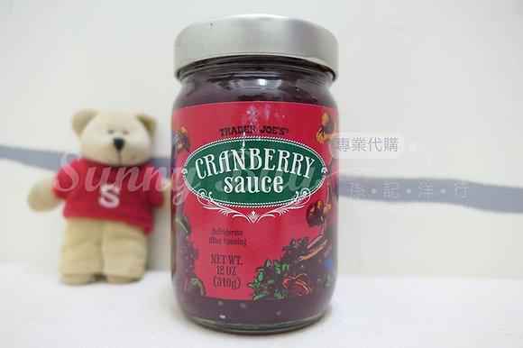 【Sunny Buy】Trader Joe's  Cranberry Sauce 12oz (#14698)