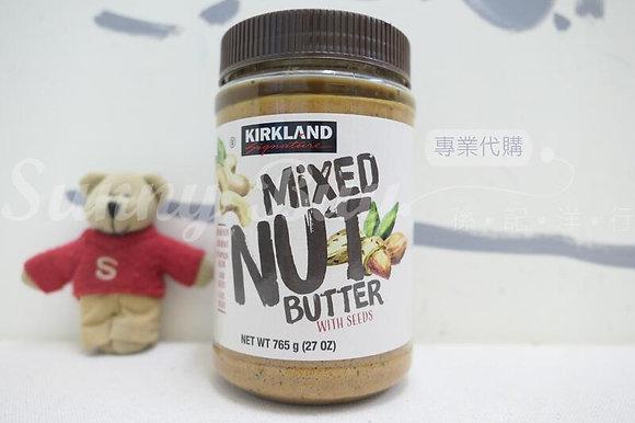 【Sunny Buy】 Kirkland Signature Mixed Nut Butter 27oz (#18695)