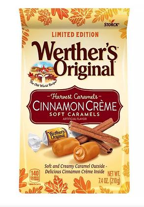 【Sunny Buy】Werther's Original Soft Cinnamon Caramels Halloween Bag 7.4oz (#1791)