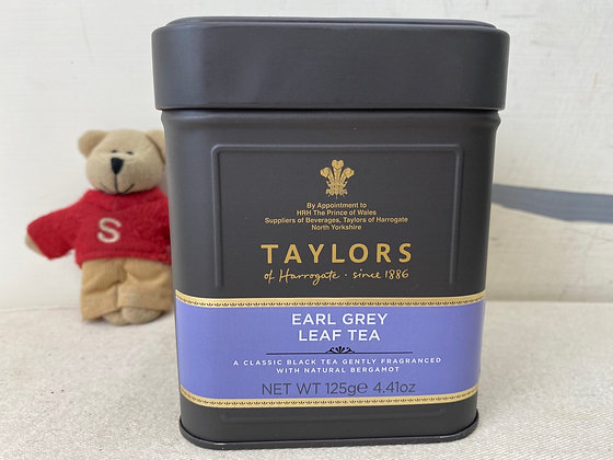【Sunny Buy】Taylors Earl Grey Leaf Tea 4.41oz (#20194)
