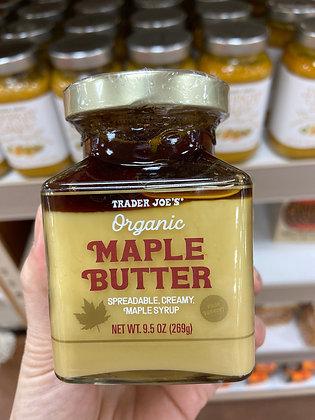 【Sunny Buy】Trader Joe's Organic Maple Butter 9.5oz (#14206)