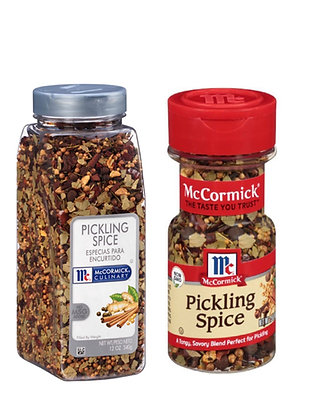 【Sunny Buy】McCormick Pickling Spice 1.5oz or 12 oz