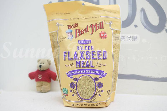 【Sunny Buy】Bob's Red Mill Golden Flaxseed Meal 16oz (#19413)
