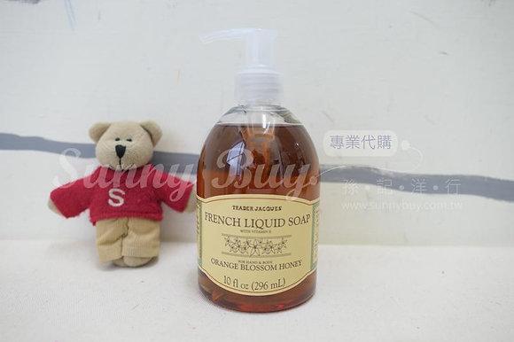 【Sunny Buy】Trader Joe's French Liquid Soap Orange Blossom Honey 10oz (#15087)
