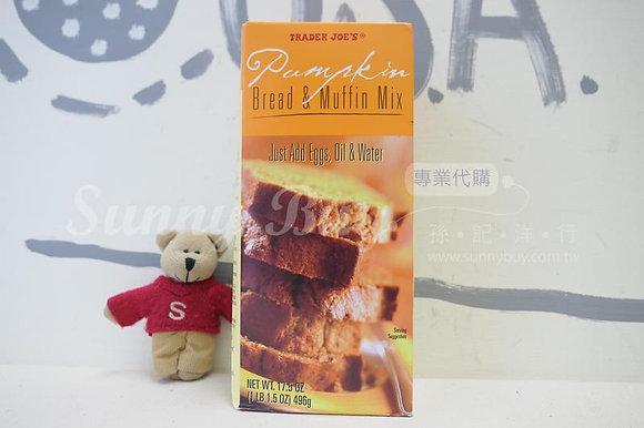 【Sunny Buy】Trader Joe's Pumpkin Bread & Muffin Mix 17.5oz (#14316)