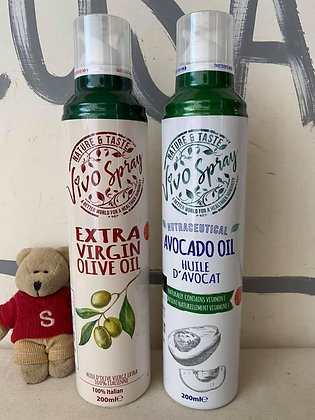 【Sunny Buy】Vivo Spray Extra Virgin Olive Oil or Avocado Oil Spray 200ml