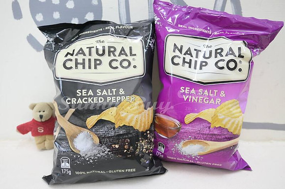 【Sunny Buy】 Natural Chip Co. Potato Chips 175g (2 Flavors)