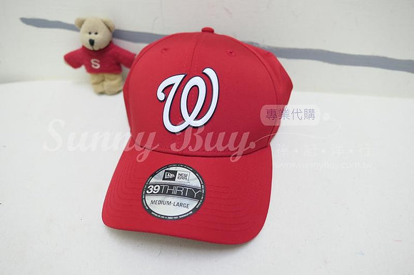 【Sunny Buy】MLB Washington Nationals New Era Cap 39Thirty M-L Baseball Cap