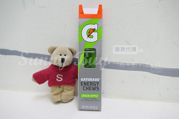 【Sunny Buy】Gatorade Energy Chews (Green Apple) 1oz (#2637)