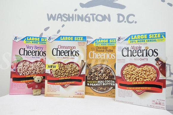 【Sunny Buy】Cheerios Cereal 4 Flavors