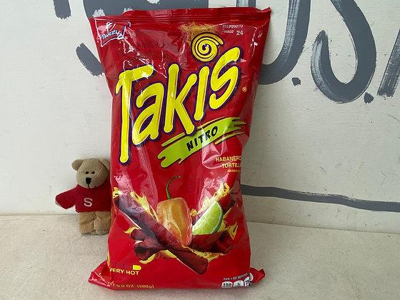 【Sunny Buy】Takis Nitro Habanero Lime 9.9oz (#20184)
