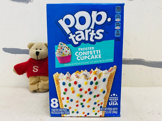 【Sunny Buy】Pop-tarts Frosted Confetti Cupcake 13.5oz (#20392)