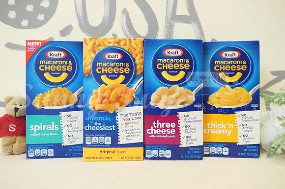 【Sunny Buy】Kraft Macaroni & Cheese Spirals/Shells/Pasta 7.25oz (4 Flaovrs)