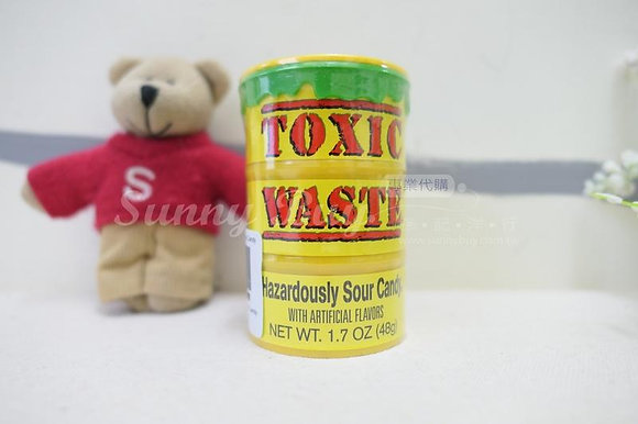 【Sunny Buy】Toxic Waste Sour Candy 1.7oz (#1328)