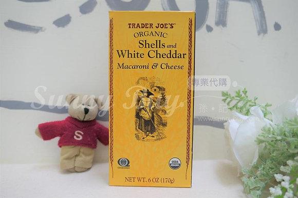 【Sunny Buy】 Trader Joe's Shells and White Cheddar Mac n Cheese 6oz (#11607)