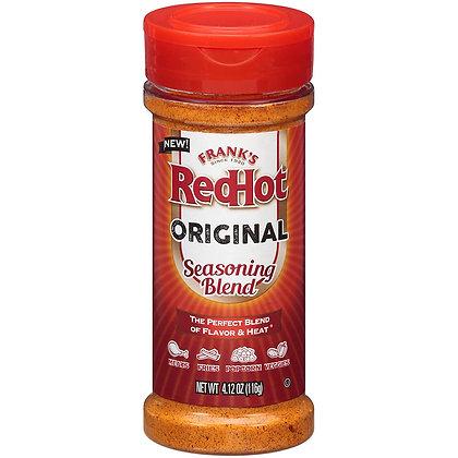 【Sunny Buy】Frank's RedHot Original Seasoning Blend 4.12oz (#15390)