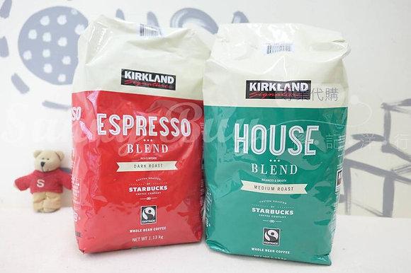 【Sunny Buy】Kirkland Espresso & House Blend Coffee Beans 1.13kg