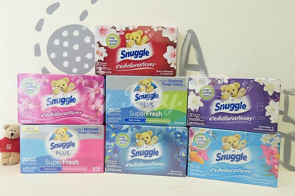 【Sunny Buy】Snuggle Dryer Sheets 7 Scents
