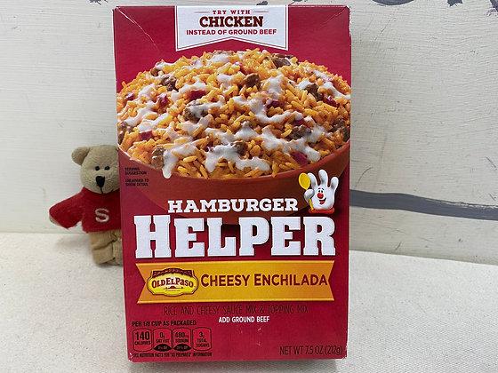 【Sunny Buy】 Hamburger Helper / Cheesy Enchilada 7.5oz (#20157)