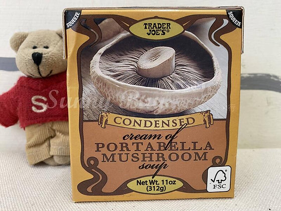 【Sunny Buy】Trader Joe's Condensed Cream of Potabella Mushroom Soup 11oz (#18385)