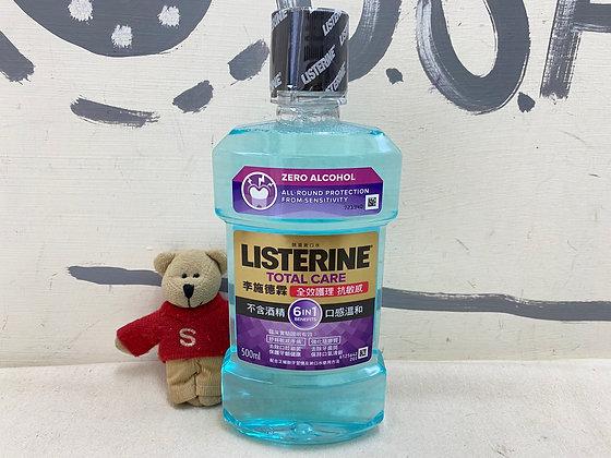 【Sunny Buy】Listerine Total Care Mouthwash / Zero Alcohol 500ml
