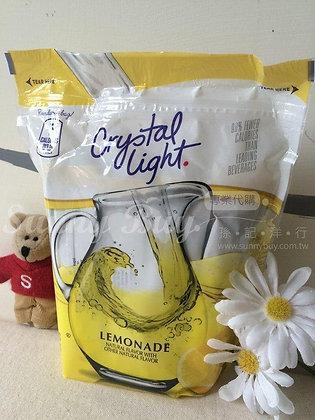 【Sunny Buy】 Crystal Light  Lemonade 16 Pitcher Packs 8.6oz (#3498)