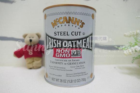 【Sunny Buy】McCann's Irish Oatmeal Steel Cut 28oz (#8429)