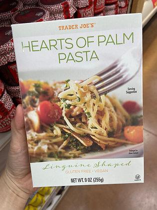 【Sunny Buy】Trader Joe's Hearts of Palm Pasta Linguine Shapes 9oz