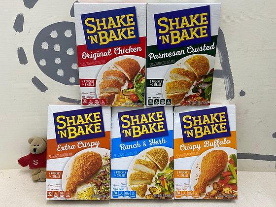 【Sunny Buy】Shake 'N Bake Chicken Seasoned Coating Mix 4.5oz