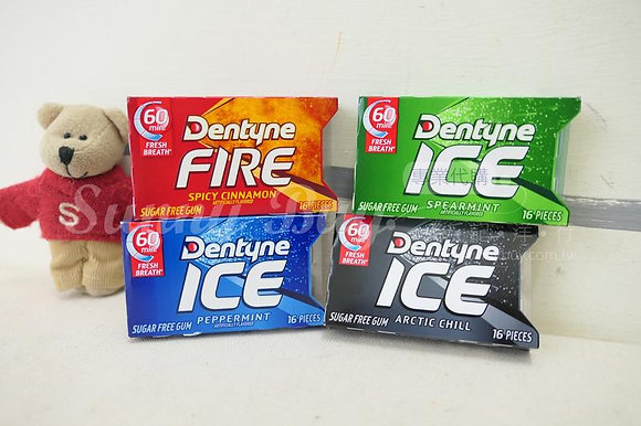 【Sunny Buy】Dentyne Sugar Free Gum 16 Pieces / 4 Flavors