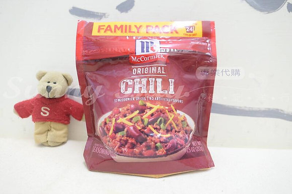 【Sunny Buy】 McCormick Original Chili Seasoning 7.5oz (#19389)