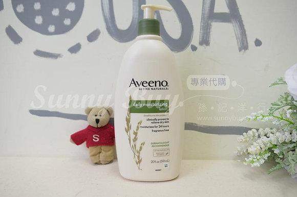 【Sunny Buy 】 Aveeno Daily Moisturizing Body Lotion 20oz (#11617)
